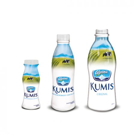 Yogurt Kumis Alpina